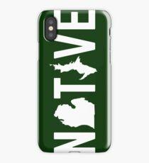 MI NATIVE iPhone Case/Skin