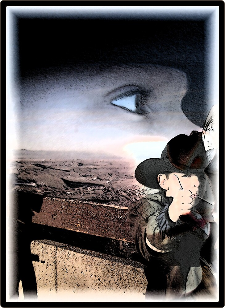 Cowboy by caroljean