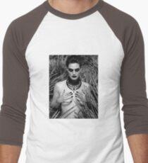 KJ in Reeds Men's Baseball ¾ T-Shirt