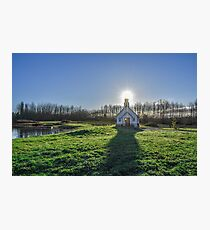 Hope Valley Sunrise Photographic Print