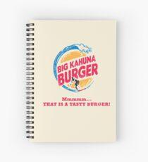 Big Kahuna Burger Spiral Notebook