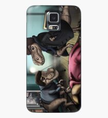Sherlock rex Case/Skin for Samsung Galaxy
