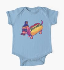 The Chicago Dog One Piece - Short Sleeve