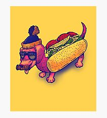 The Chicago Dog Photographic Print