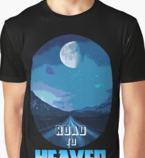 Road to Heaven Graphic T-Shirt
