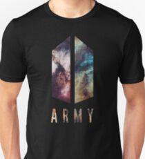 Army Nebula New logo T-Shirt