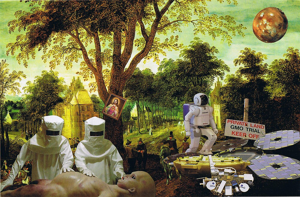If Alien Autopsys don't Interest you...and GMO fails....there's always Jesus by atomikboy