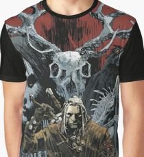 The Witcher - Artwork Graphic T-Shirt