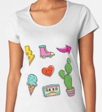 Retro Women's Premium T-Shirt