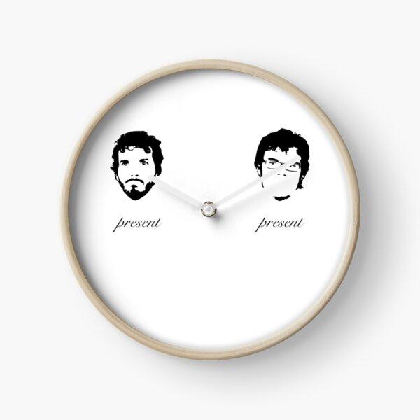 Band Meeting  Clock