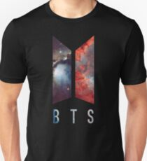 BTS nebula new logo Unisex T-Shirt