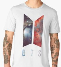 BTS nebula new logo Men's Premium T-Shirt