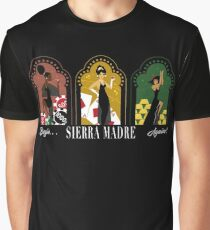 Sierra Madre Triptych Graphic T-Shirt