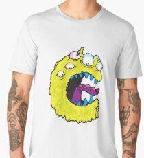 "My Little Monsters Letter ""C"" kids t-shirt Men's Premium T-Shirt"
