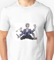 The Twelfth Doctor: Venusian Aikido Master T-Shirt