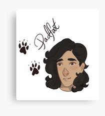 Padfoot Canvas Print