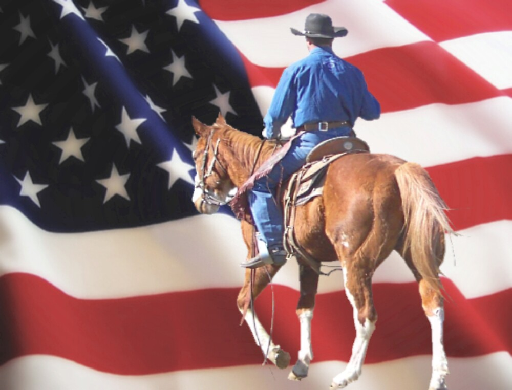 THE AMERICAN COWBOY by conilouz
