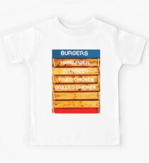 Burgers Kids Clothes
