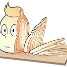 Onion Slices by Blimpcat