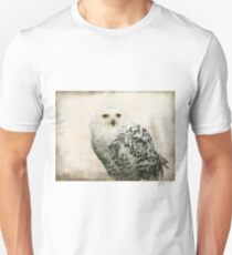 Arctic Snowy Owl Unisex T-Shirt