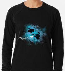 Robots in Space Lightweight Sweatshirt
