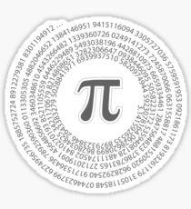 Pi day vortex mathematical constant piday Sticker