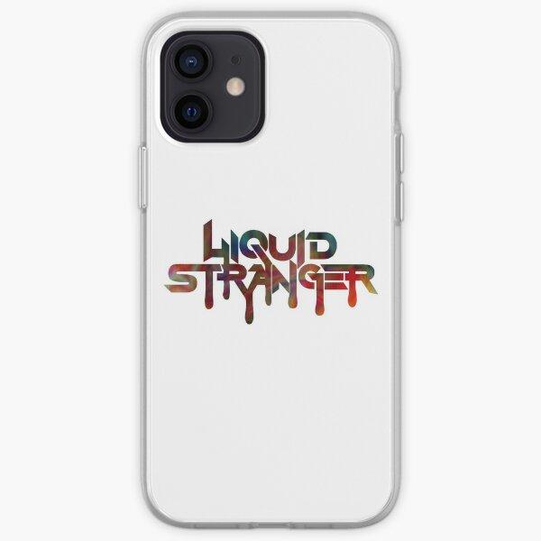 Liquid Stranger logo iPhone Soft Case