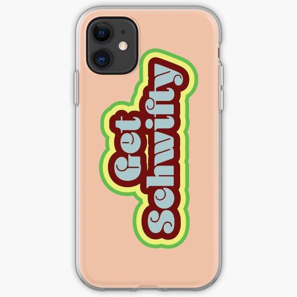 Get Schwifty iPhone Soft Case