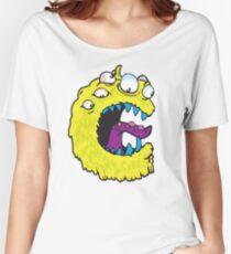 "My Little Monsters Letter ""C"" kids t-shirt Women's Relaxed Fit T-Shirt"