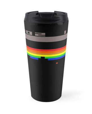 Breakout Game Travel Mug