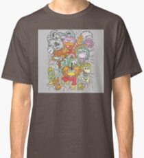carefree fraggles Classic T-Shirt