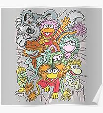 carefree fraggles Poster