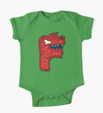 "My Little Monsters Letter ""D"" kids t-shirt Kids Clothes"