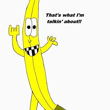 Banana by freakysam8