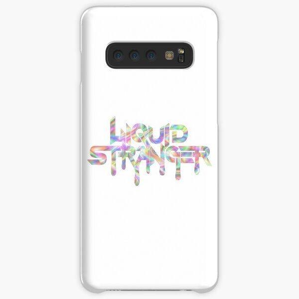 Liquid Stranger logo Samsung Galaxy Snap Case
