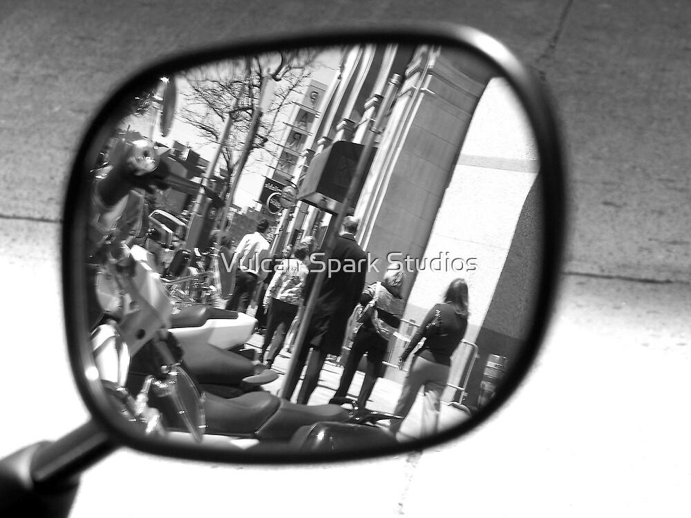 Through The Mirror by Vulcan Spark Studios