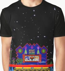 Sonic the Hedgehog Casino Night Graphic T-Shirt