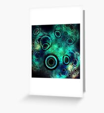 Subspace Continuum Greeting Card