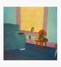 """Jandek """"Ready for the House"""" digital painting Photographic Print"""