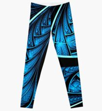 Peacock's Tail (3760 views as of 11272017) Leggings