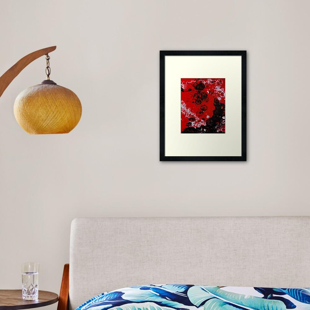 Lei Framed Art Print