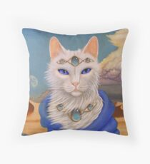 The Sultana Throw Pillow