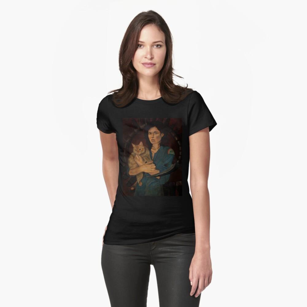 Last Survivors Womens T-Shirt Front
