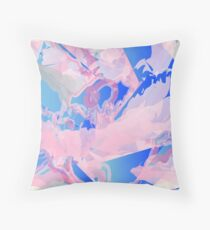 candy planet Throw Pillow
