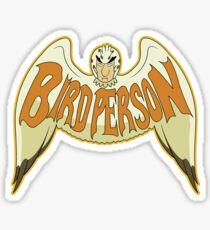 BirdPerson Sticker