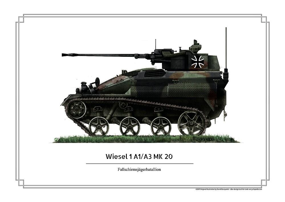 Wiesel 1A1/A3