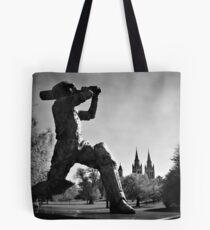 Sir Donald Bradman  Tote Bag