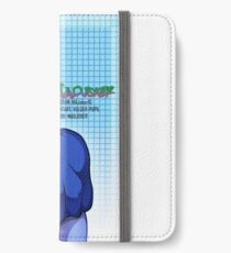 Holly Blue Agate iPhone Wallet