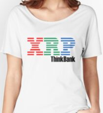 Ripple X IBM ThinkBank - Cryptoboy Women's Relaxed Fit T-Shirt