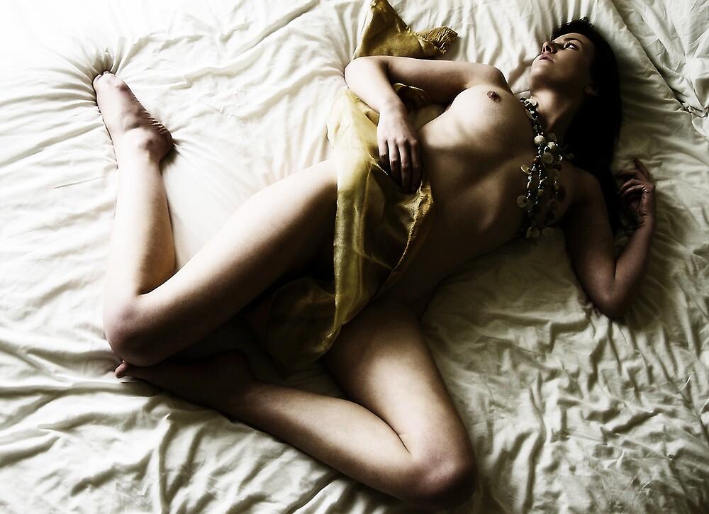 Gold Desire by montagepremiere